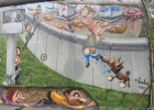 East Side Gallery Flucht