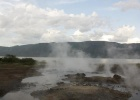 Hot Springs and Geysers on Lake Bogoria one of the main attractions