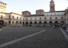 Castle square Mantua