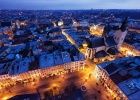 lviv by night